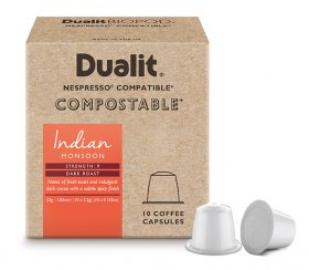 Dualit NX Compostable Indian Monsoon (10)