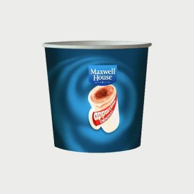 76mm Incup - Maxwell House Instant Cappuccino (375)