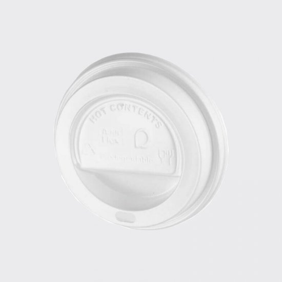 Cup Lids for 10oz Caffe and Latina Cups (1000)