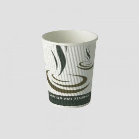 12oz Weave Hot Drink Paper Cup (25)