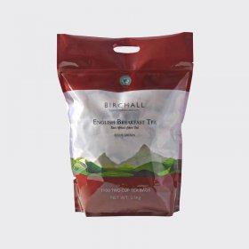 Birchall English Breakfast Tea 1100 one-cup Tea Bags
