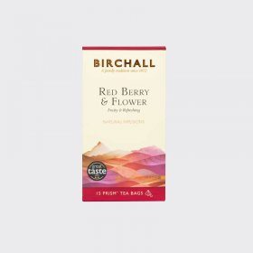 Birchall Red Berry & Flower (15 Prism Bags)