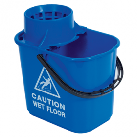 Blue Professional Mop Bucket 15 litre