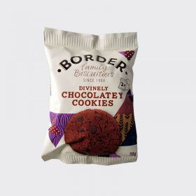 Border Biscuits Handbaked Luxury Minpacks Twin Pack (100)