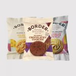 Border Biscuits Handbaked Minipack Biscuits Single Pack (150)