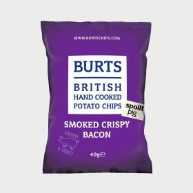 Burts Smoked Bacon Crisps (20)