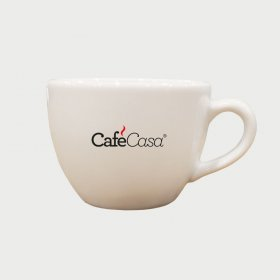 Cafe Casa Bowl Shape Cup 9cl/3oz Espresso