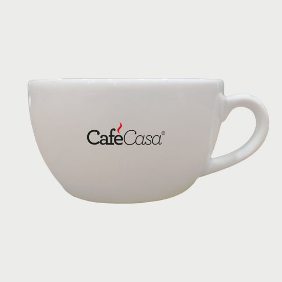 Cafe Casa Bowl Shape Cup 25cl/9oz