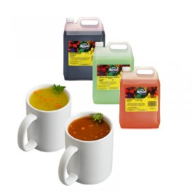 Soups & Syrups