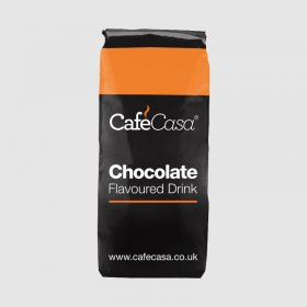 CafeCasa Chocolate Flavoured Drink 1kg Bags (10)