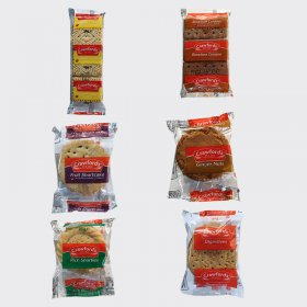 Crawfords Mini Packs Assorted Biscuits - (100 Packs)