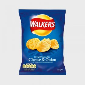 Walkers Cheese & Onion (32)