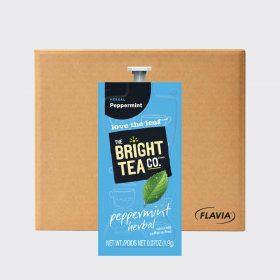 Flavia Peppermint Herbal Tea (140)