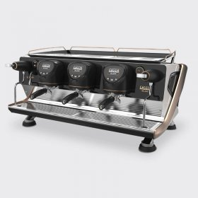 Gaggia La Reale 3 Group Traditional Coffee Machine