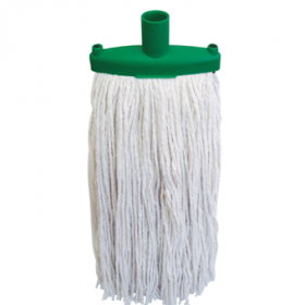 Green Mop Head