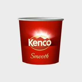 76mm Incup - Kenco Really Smooth White (375)