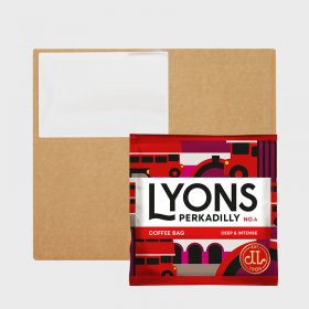 Lyons Coffee Bags Perkadilly No 4 (150) Bulk Box