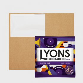 Lyons Coffee Bags No 5 Rockadero 150 (Bulk Box)