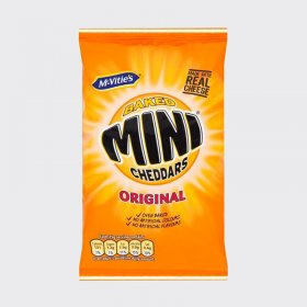 Mini Cheddars Original (30)