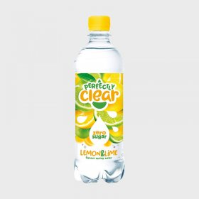 Perfectly Clear Flavoured Water - Lemon & Lime
