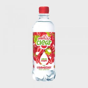 Perfectly Clear Flavoured Water - Strawberry