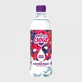 Perfectly Clear Flavoured Water - Summer Fruits