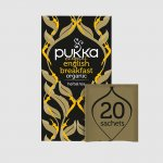 Pukka Tea Organic English Breakfast (4 x 20)