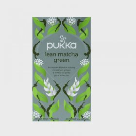 Pukka Tea Lean Matcha Green (4 x 20)