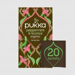 Pukka Tea Peppermint & Licorice (4 x 20)