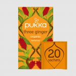 Pukka Tea Three Ginger (4 x 20)