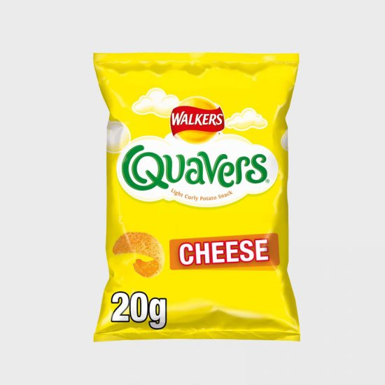 Walkers Quavers (32)