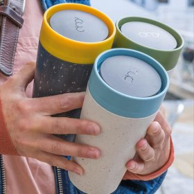 Reusable Thermal Cups