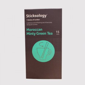 T Sticks Moroccan Minty Green x 15