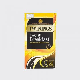 Twinings Traditional English Enveloped Tea Bags (1x50)