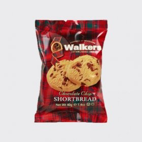 Walkers Choc Chip Shortbread (60)