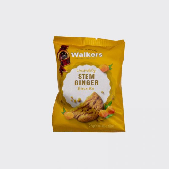 Walkers Stem Ginger (100)
