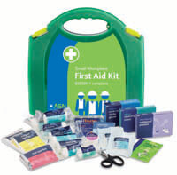 Small Workplace First Aid Kit BS8599-1 Compliant