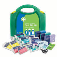 Medium Workplace First Aid Kit BS8599-1 Compliant