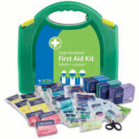 Large Workplace First Aid Kit BS8599-1 Compliant