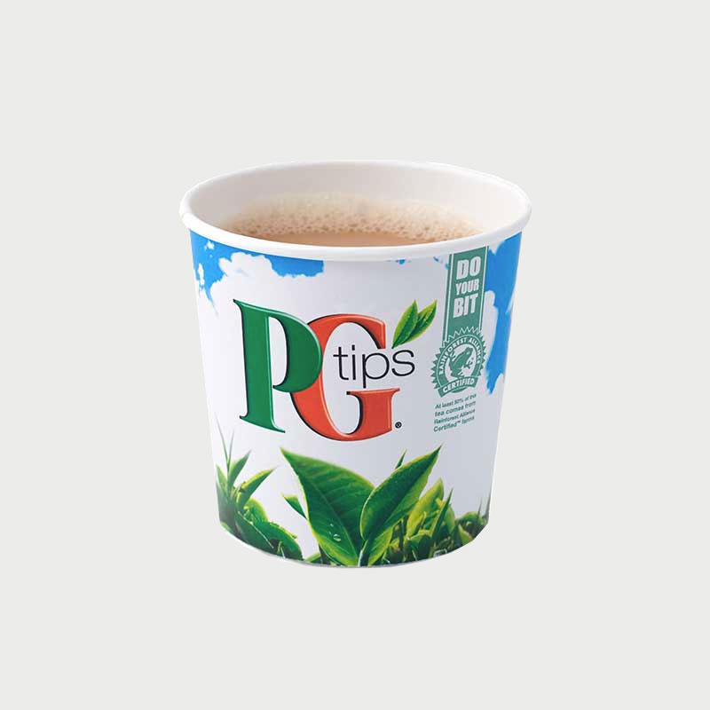 76mm Incup - PG Tips Black Tea (375)