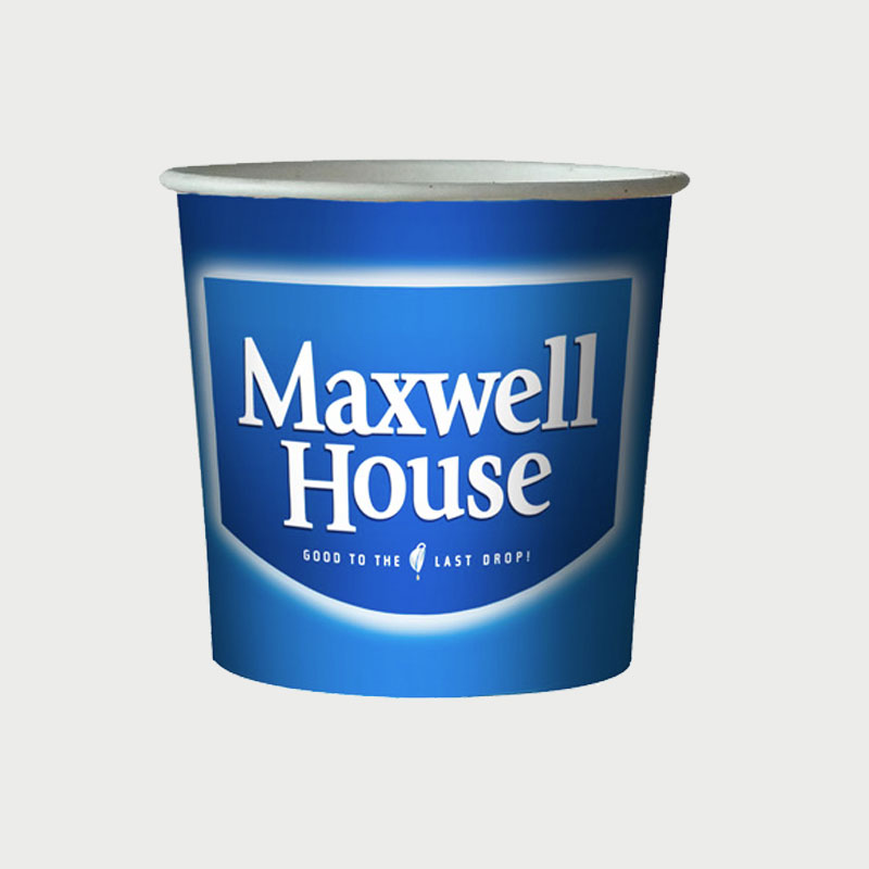 76mm Incup Maxwell House Smooth White Coffee 375