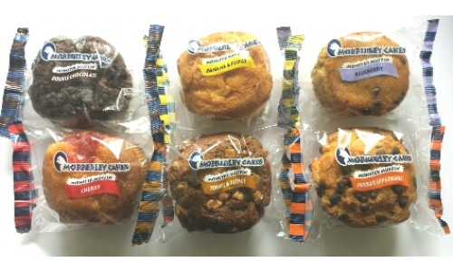 Monster Muffins Mixed Box (25)