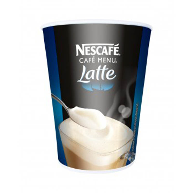 Sealcup Nescafe Latte
