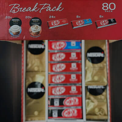 Nestle Break Pack