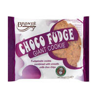 Giant Cookies - Chocco Fudge