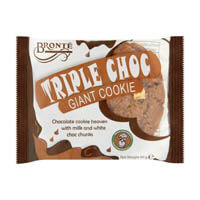 Giant Cookies - Triple Choc Chip