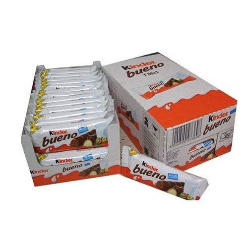 Kinder Bueno Twin Bars (30)