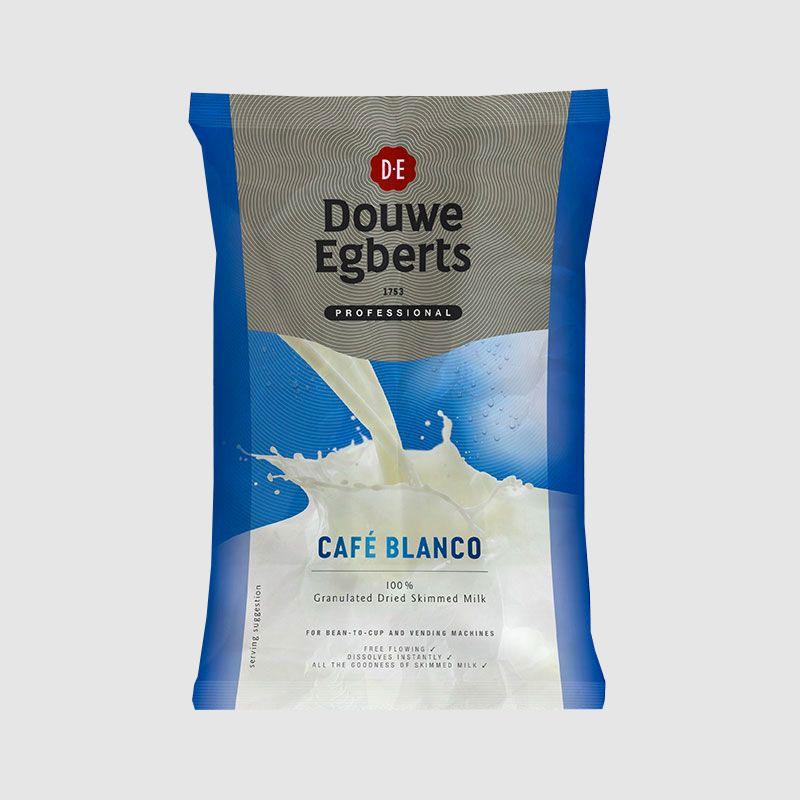 Douwe Egberts Cafe Blanco 500g Bags 10