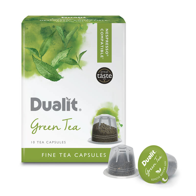 Dualit NX Green Tea (10)