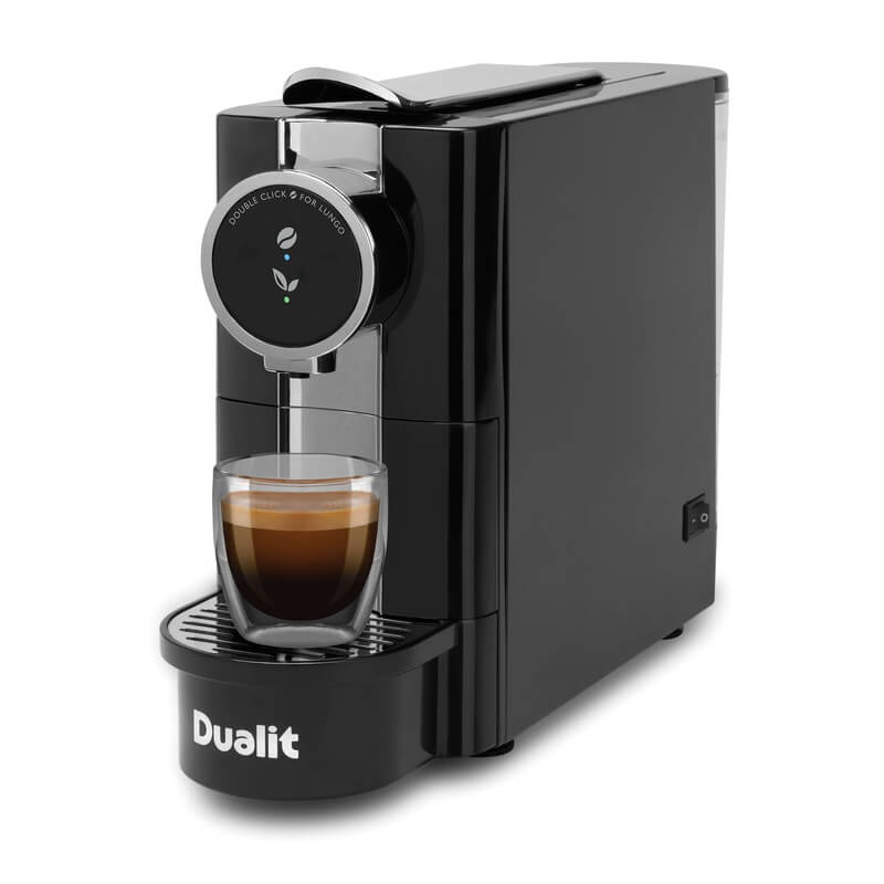 Dualit Cafe Plus Capsule Machine